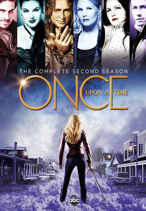 Watch Once Upon a Time Season 2 in English Online Free