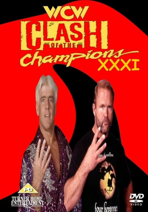 WCW Clash of The Champions XXXI