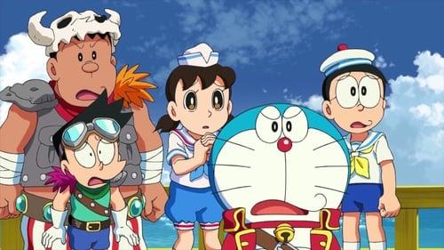 Doraemon en la misteriosa isla del tesoro