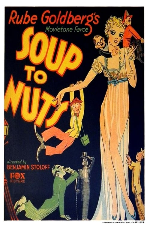 ©31-09-2019 Soup to Nuts full movie streaming