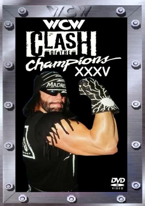 WCW Clash of The Champions XXXV