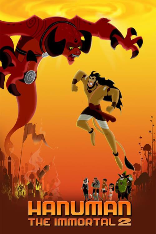 Hanuman the Immortal 2