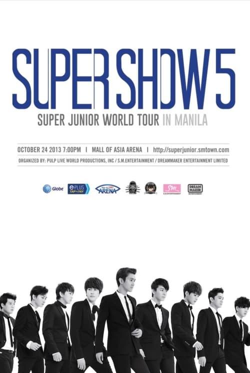 Super Junior World Tour - Super Show 5