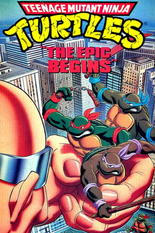 Teenage Mutant Ninja Turtles: The Epic Begins