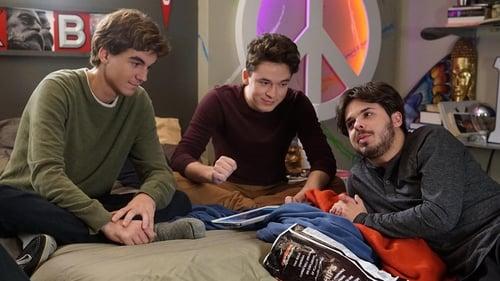 Watch Parenthood Season 6 Episode 8: Aaron