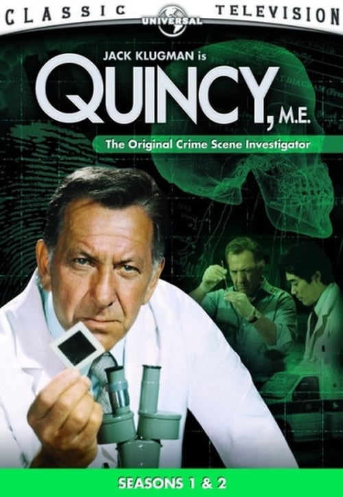 Watch Quincy, M.E. Season 1 Full Movie Download