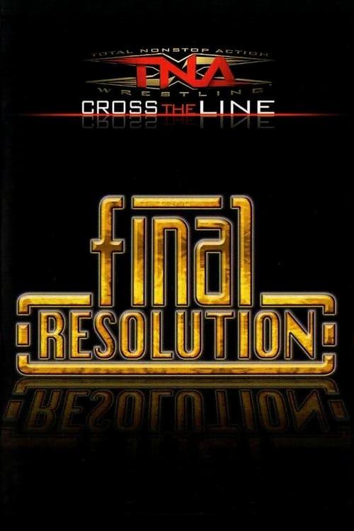 TNA Final Resolution 2009