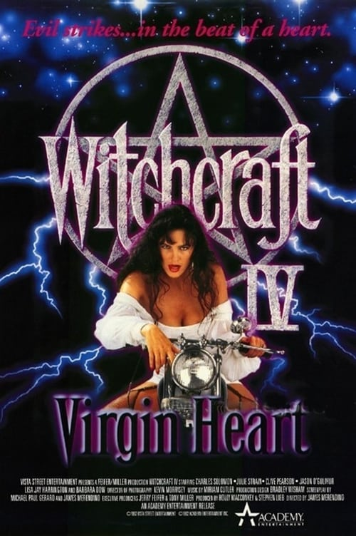 Largescale poster for Witchcraft IV: The Virgin Heart