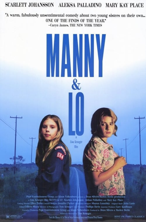 Manny & Lo poster