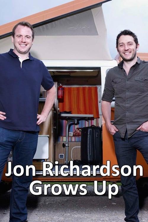 Jon Richardson Grows Up