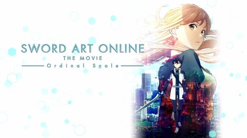 Sword Art Online The Movie: Ordinal Scale Poster