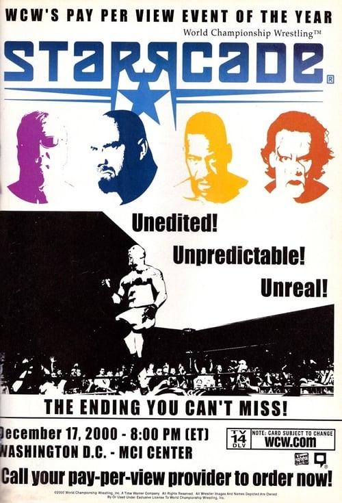 WCW Starrcade 2000