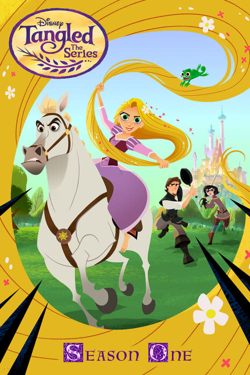 Tangled: The Series poster