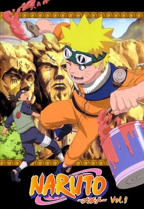 Watch Naruto Season 1 in English Online Free
