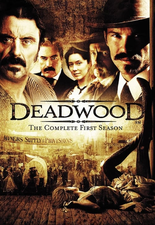 Watch Deadwood Season 1 in English Online Free