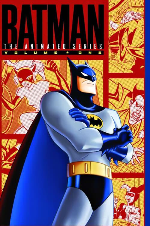 Watch Batman: The Animated Series Season 1 in English Online Free