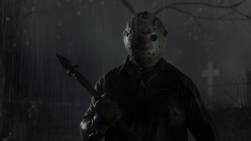 Friday the 13th Part VI: Jason Lives Poster