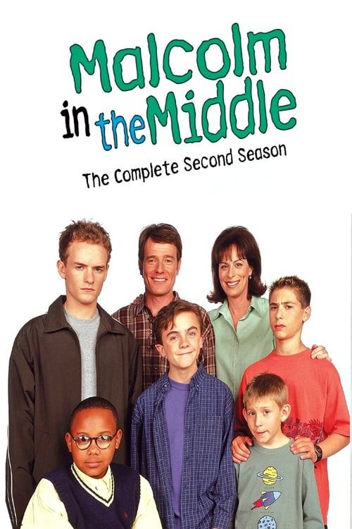 Watch Malcolm in the Middle Season 2 in English Online Free