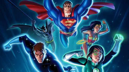 Liga de la Justicia: Los Cinco Fatales (2019) FULL HD 1080P LATINO/INGLES