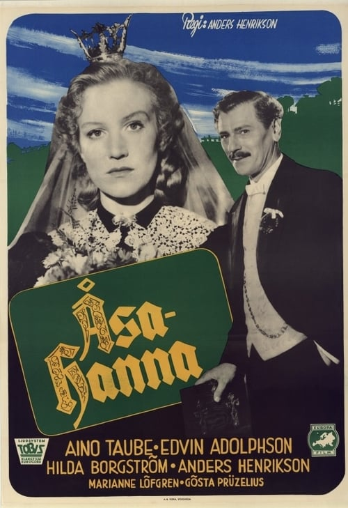 [15+ DVDRIP] Free Youtube Åsa-Hanna 1946 Movie Download