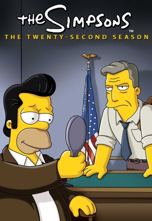 Watch The Simpsons Season 22 in English Online Free