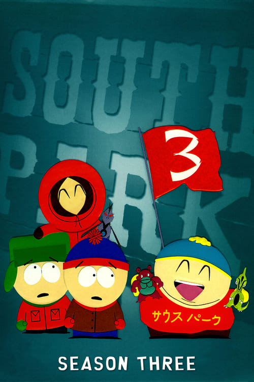 Watch South Park Season 3 in English Online Free
