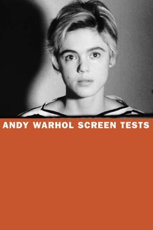 Andy Warhol Screen Tests