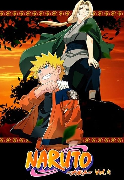 Watch Naruto Season 4 in English Online Free