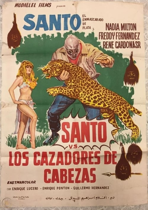 Santo vs. the Head Hunters
