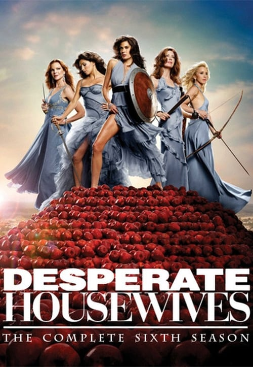 Watch Desperate Housewives Season 6 in English Online Free