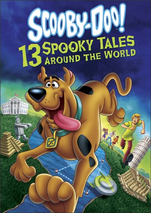 Scooby-Doo! 13 Spooky Tales From Around The World Volume 1