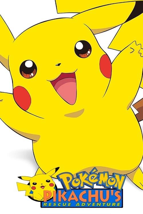 Pokemon: Pikachu's Rescue Adventure