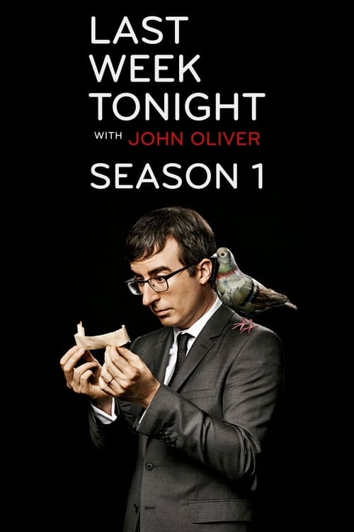Last Week Tonight with John Oliver - Season 1