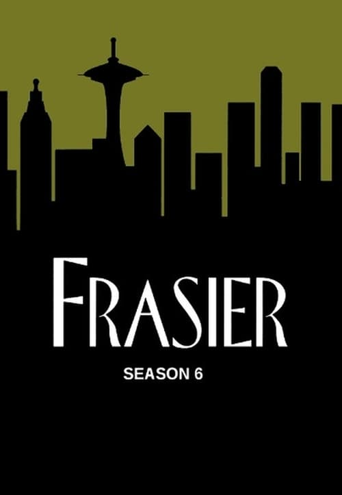 Watch Frasier Season 6 in English Online Free