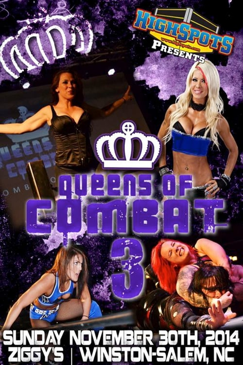 Queens Of Combat QOC 3
