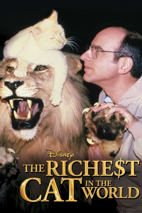 The Richest Cat in the World