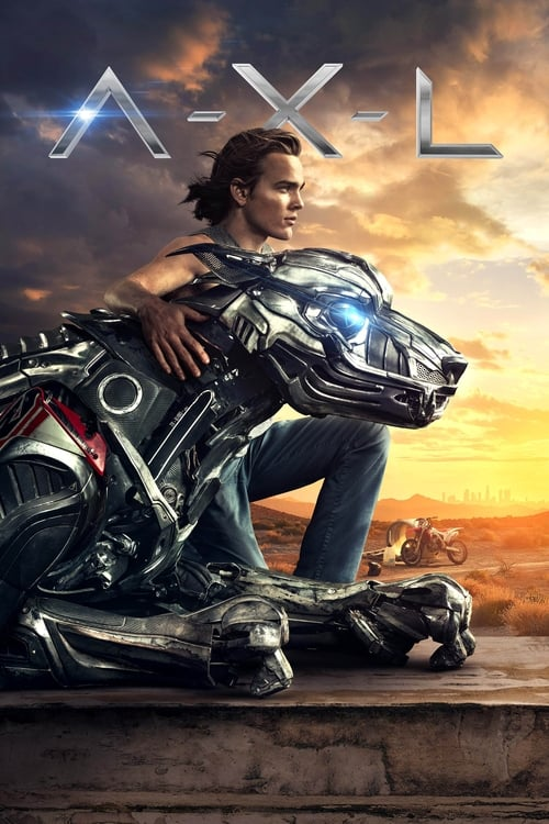 Watch A.X.L. (2018) HD Movie Streaming