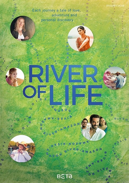 Fluss des Lebens