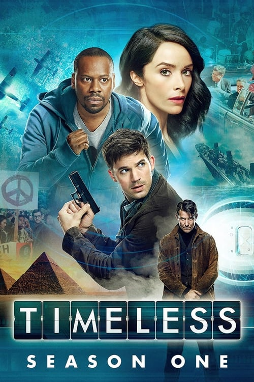 Watch Timeless Season 1 in English Online Free