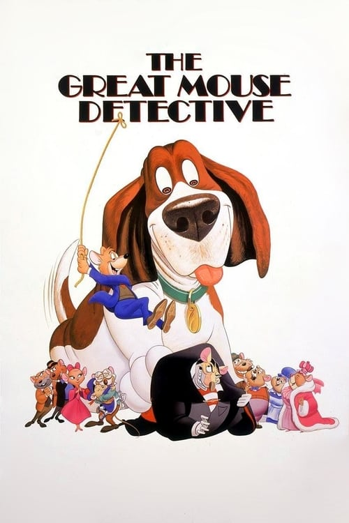 Image The Great Mouse Detective