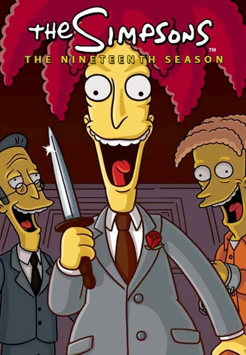 Watch The Simpsons Season 19 in English Online Free
