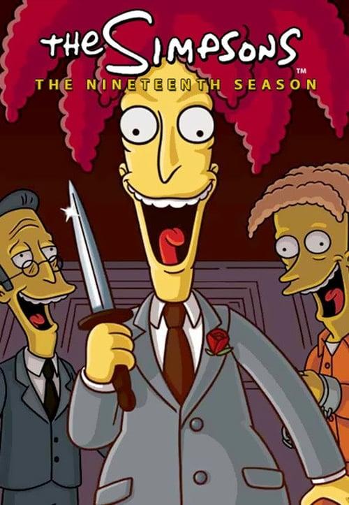 Regarder Les Simpson Saison 19 dans Français En ligne gratuit