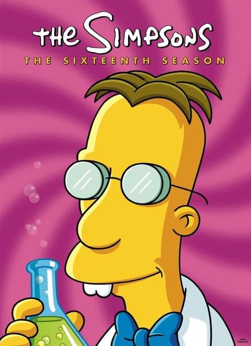 Regarder Les Simpson Saison 16 dans Français En ligne gratuit