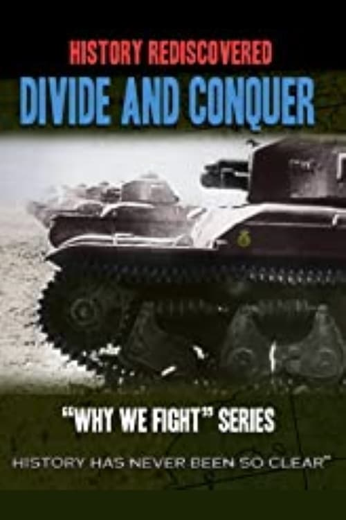 Why We Fight: Divide and Conquer