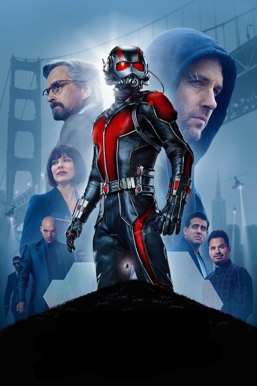 Ant-Man poster