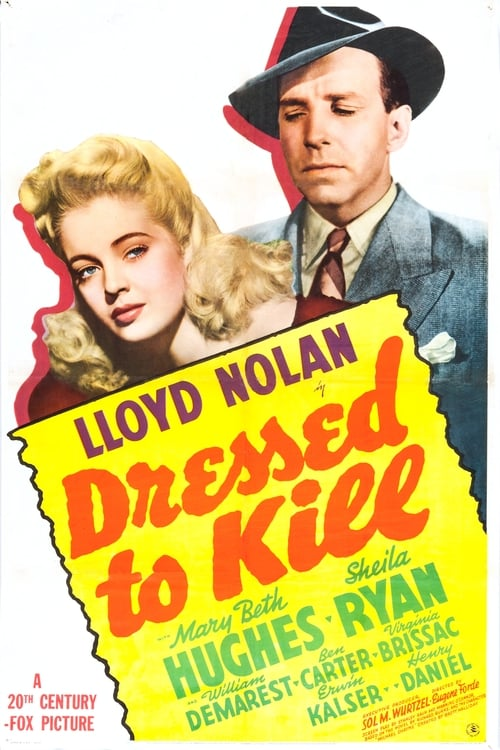 Watch Dressed to Kill Full Movie Download