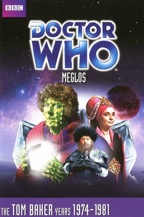Doctor Who: Meglos poster
