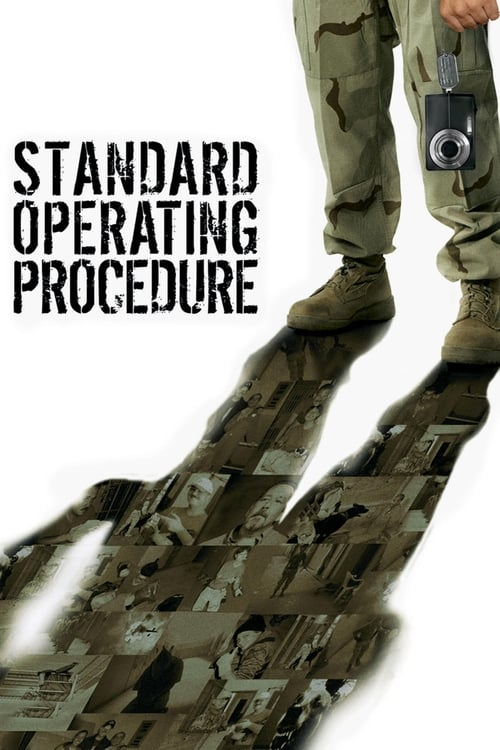 Largescale poster for Standard Operating Procedure