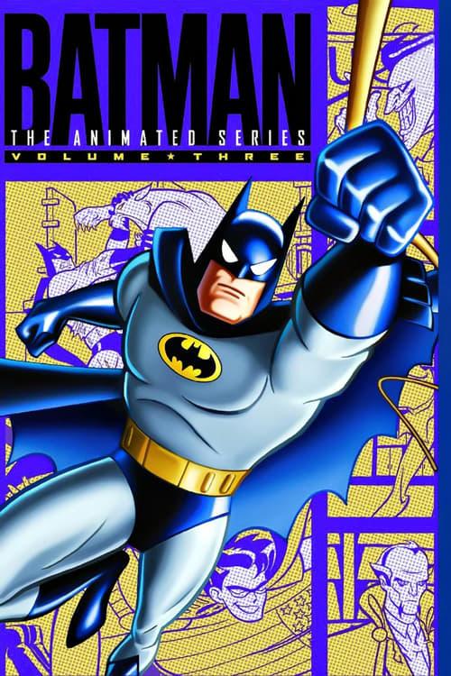 Watch Batman: The Animated Series Season 3 in English Online Free