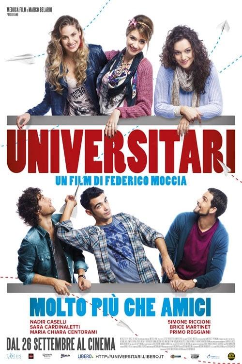 University: More Than Friends